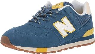 Amazon.com: New Balance 574 Blue