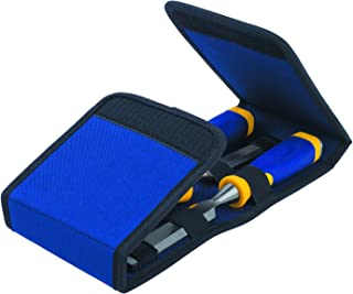 IRWIN Marples Construction Chisel Set with Wallet, 3 Piece, 1768781