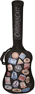 Best ChromaCast World Tour Graphic Two Pocket Bass Guitar Padded Gig Bag (CC-BPB WT) Review