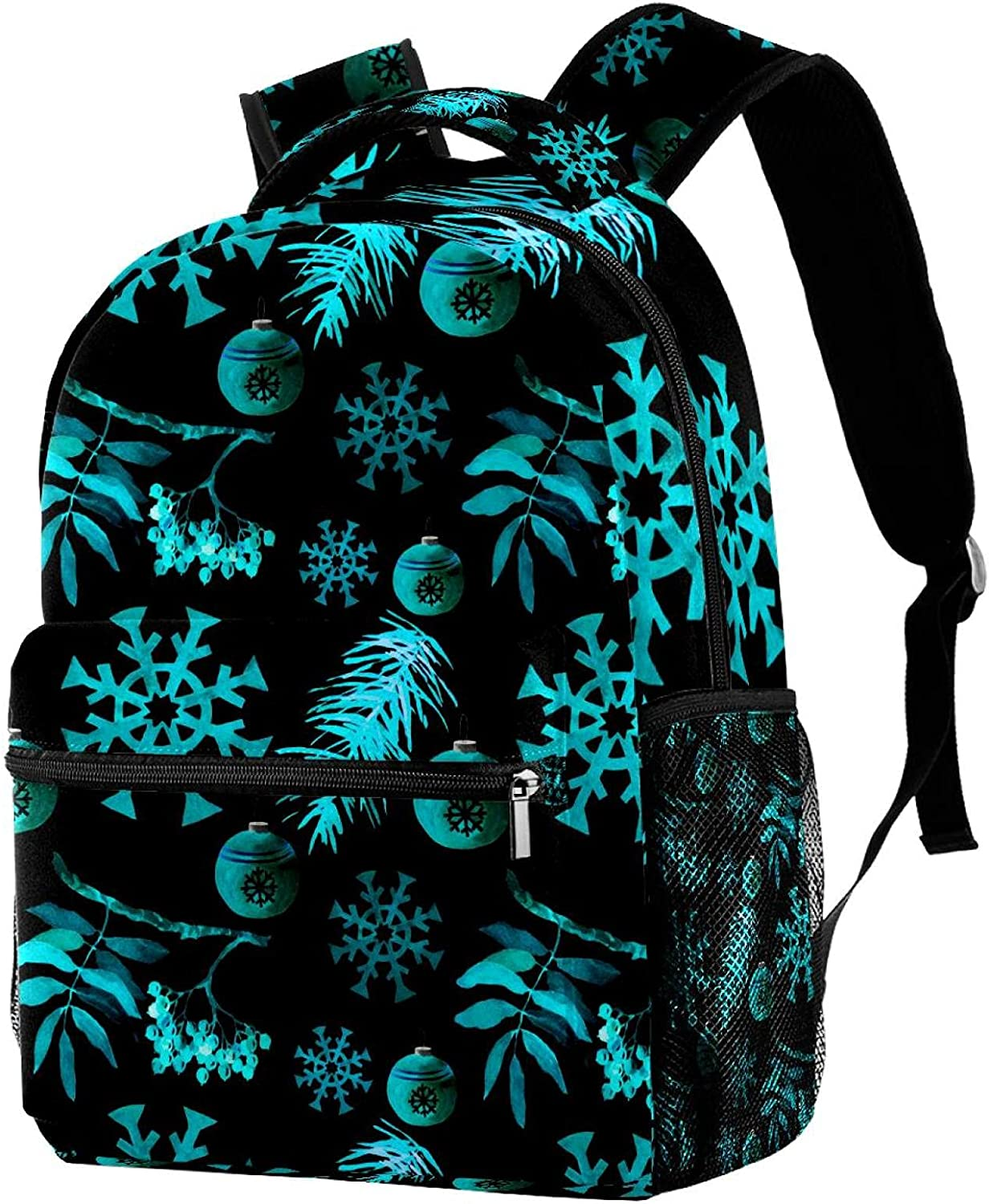 Fashionable Lightweight Backpack College School Bag Laptop Seasonal Wrap Introduction Adult Daypack for