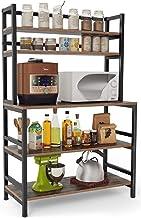 Dekoratif Mutfak-Banyo-Çalışma Odası- Salon Düzenleyici Raf Çok Amaçlı Raf 160x80x40