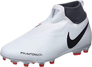 Nike Junior Phantom Vision Academy DF Firm-Ground Soccer Cleats