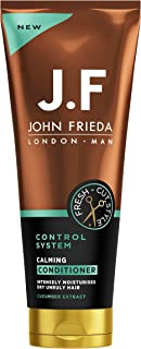 John Frieda Man JF Man Control System Calming Conditioner For Thick, Unruly Hair 250ml