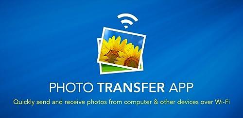 『Photo Transfer App』のトップ画像