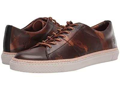 Frye Essex Low (Camo Printed Veg Tan) Men