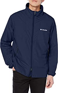 [コロンビア] メンズ ウィルスアイル ジャケット ブラック PM3789 010