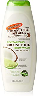 PALMER'S Coconut Oil Formula Coconut Lime Body Wash, 400ml