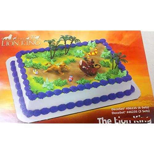Lion King Cake Toppers Amazon Com