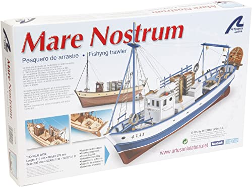 Artesania Latina 20100-N 1 35 Mare Nostrum
