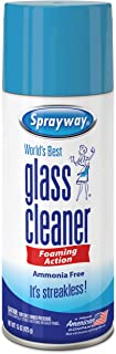 Sprayway Glass Cleaner, 15 Ounce