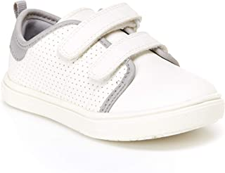 Simple Joys by Carter's Baby Boys' Clay Casual Sneaker, White