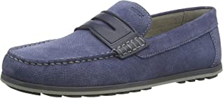 Geox U Mirvin B, Mocassins (Loafers) Homme