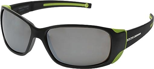 Matt Black/Lime with Spectron 4 Lenses