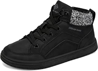 Boys Mid-top Sneakers School Athletic Shoes