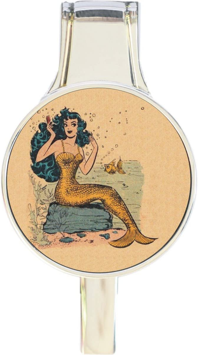 Vintage Mermaid Everything Special price Ranking integrated 1st place Purse Hanger Retractable Hook Handbag