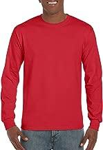 Gildan Men's Ultra Cotton Jersey Long Sleeve Tee