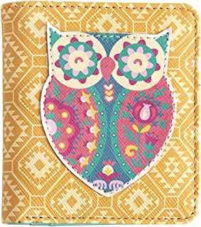 Chumbak Mustard Yellow Polyurethane Women's Mini Wallet (8907605105449)