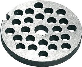 Westmark Gatschijf voor Westmark vleesmolen 9752260/Gr. 8, ø 6 mm, reserveonderdeel, staal, zilver, 14802250