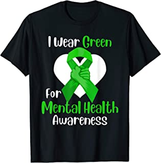 wear green for mental health