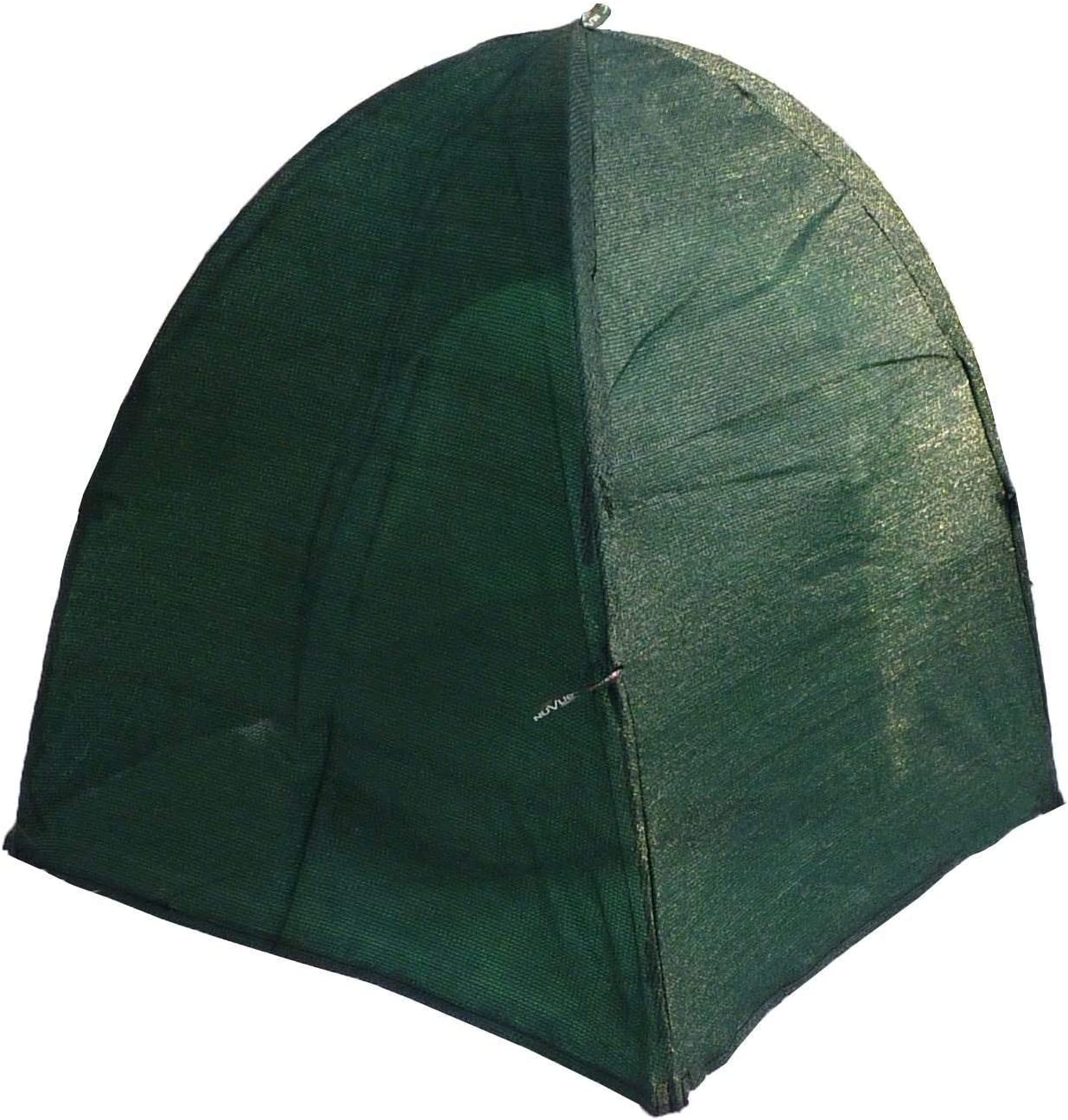 Nuvue Products 20250 Winter Shrub Cover Multiple Sizes Available Hunter Green