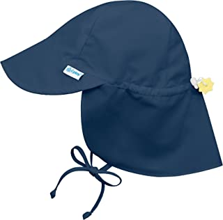 i play. by green sprouts Baby Girls' UPF 50+ Sun Protection Flap Hat