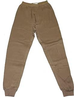 US Military ECWCS Men's Thermal Long John Underwear, XL