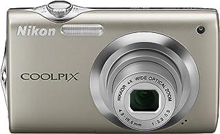 Nikon デジタルカメラ COOLPIX (クールピクス) S3000 ピュアシルバー S3000SL