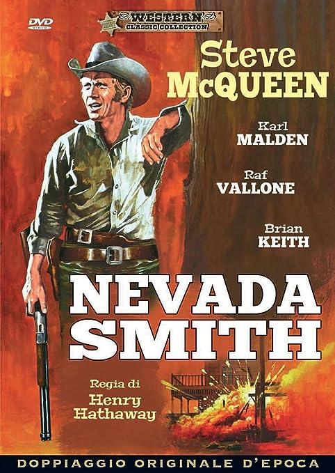 nevada smith (western classic collection) registi henry hathaway genere western anno produzione 1966 [Italia] [DVD]