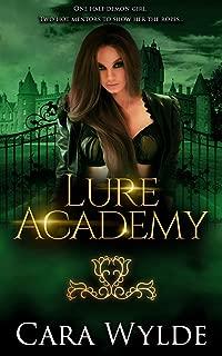 Lure Academy: A BBW Paranormal Romance