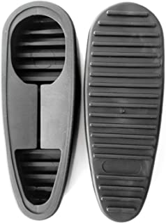 Ade Advanced Optics Ribbed Stealth Slip on Rubber Combat Buttpad Butt Pad