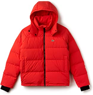 71efe88c60afd Lacoste Men s Live Water-Resistant Short Taffeta Quilted Jacket