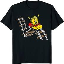 Bitcoin Roller Coaster - Bitcoin Shirts - Bitcoin Gifts