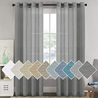 Best woven curtain fabric Reviews