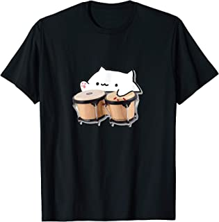 Funny Bongo cat T-Shirt