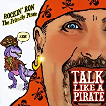 rockin ron the friendly pirate