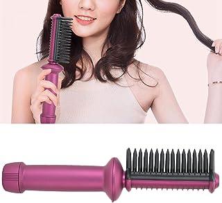 Elektriska råttsvanskammar cylinderkam utjämningsborste för kvinnor för användning för frisörer