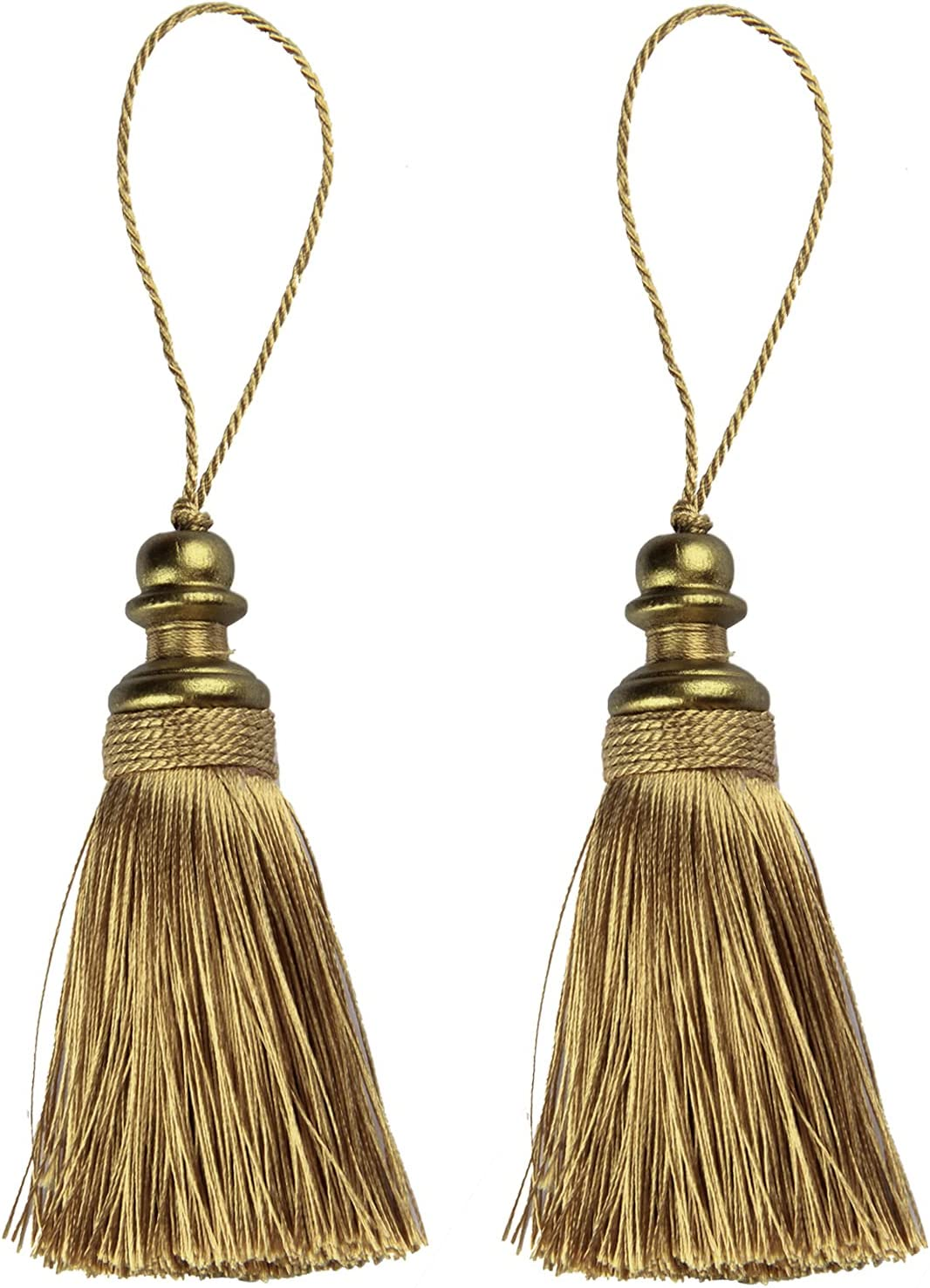 HedongHexi 2 Pack Tassel NEW Handmade with Key Louisville-Jefferson County Mall Loops