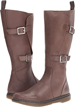 Caite Buckle Wrap Boot