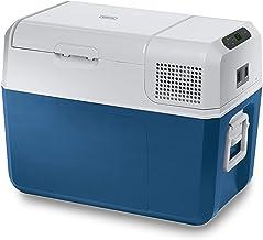 Mobicool MCF40 12/24/220Volt AC/DC Kompresörlü Oto Buzdolabı, 38 Litre, Mavi̇/Beyaz