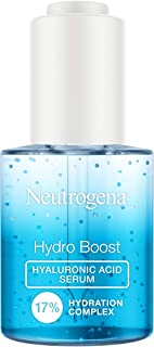 Neutrogena Hydro Boost Hyaluronic Acid Serum with 17% Hydration Complex, Lightweight Daily Hyaluronic Acid ...