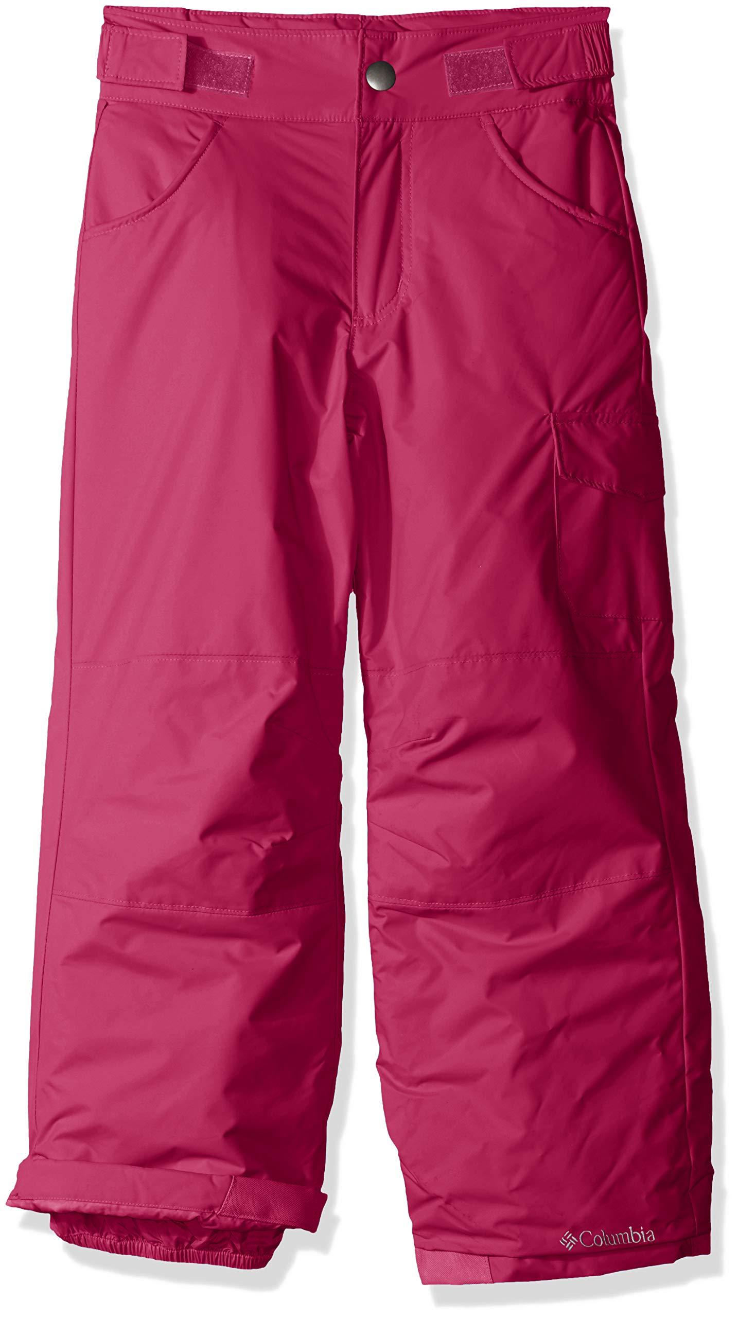 Columbia Wasserabweisende Skihose für Mädchen, Starchaser Peak II Pant, Nylon,