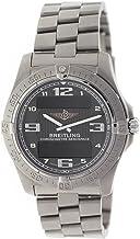 Breitling Aerospace Avantage E79362 Quartz Black Dial Titanium E7936210/B962