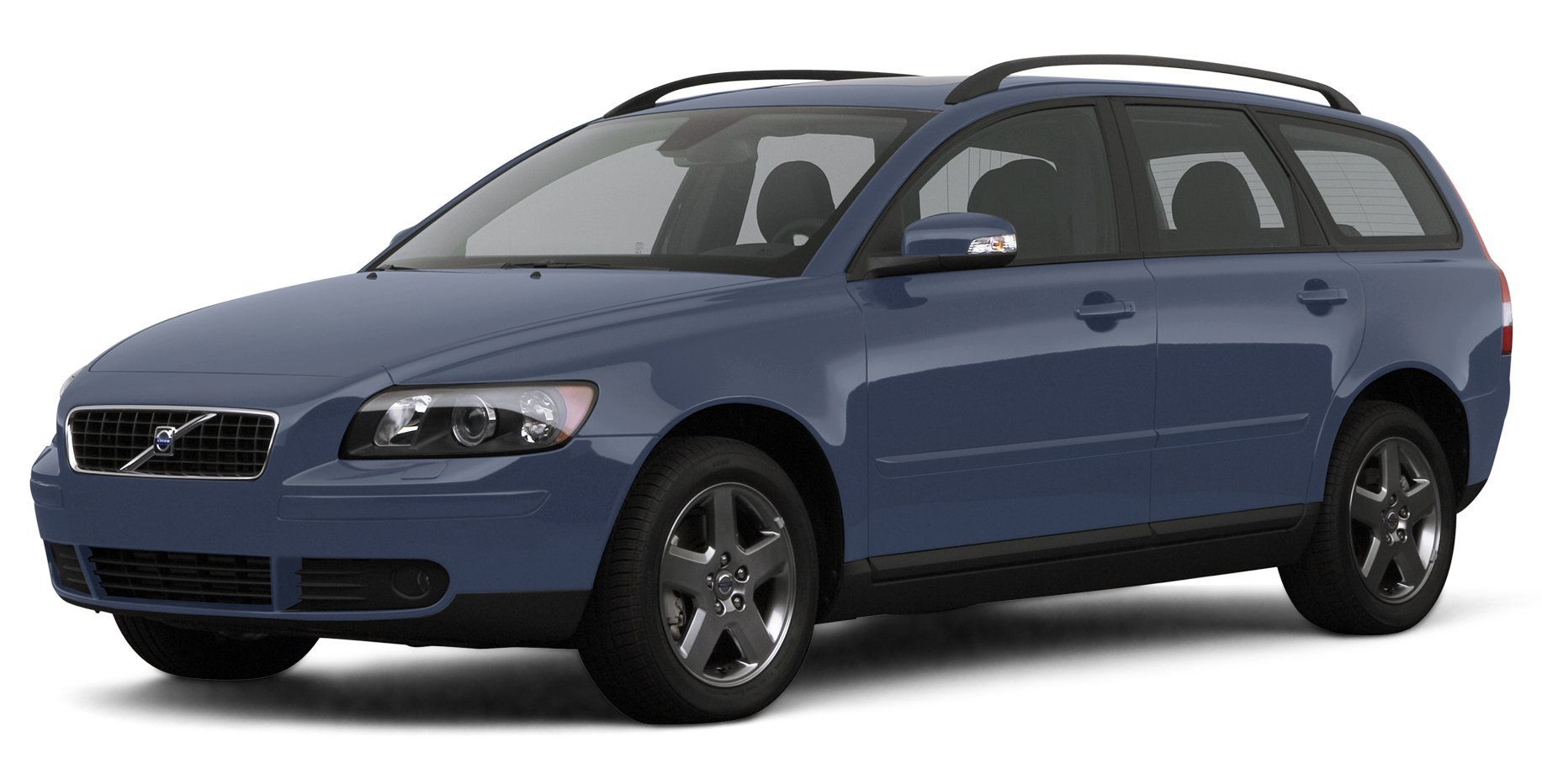 ... 2007 Volvo V50 2.5L Turbo, 4-Door Wagon Automatic Transmission Front Wheel Drive