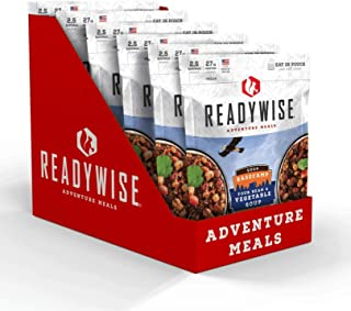 ReadyWise Basecamp Four Bean & Vegetable Soup (6 Pack)