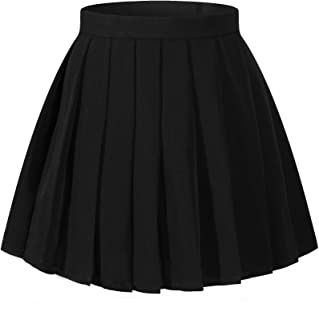 Beautifulfashionlife Women's Japan high Waisted Pleated...