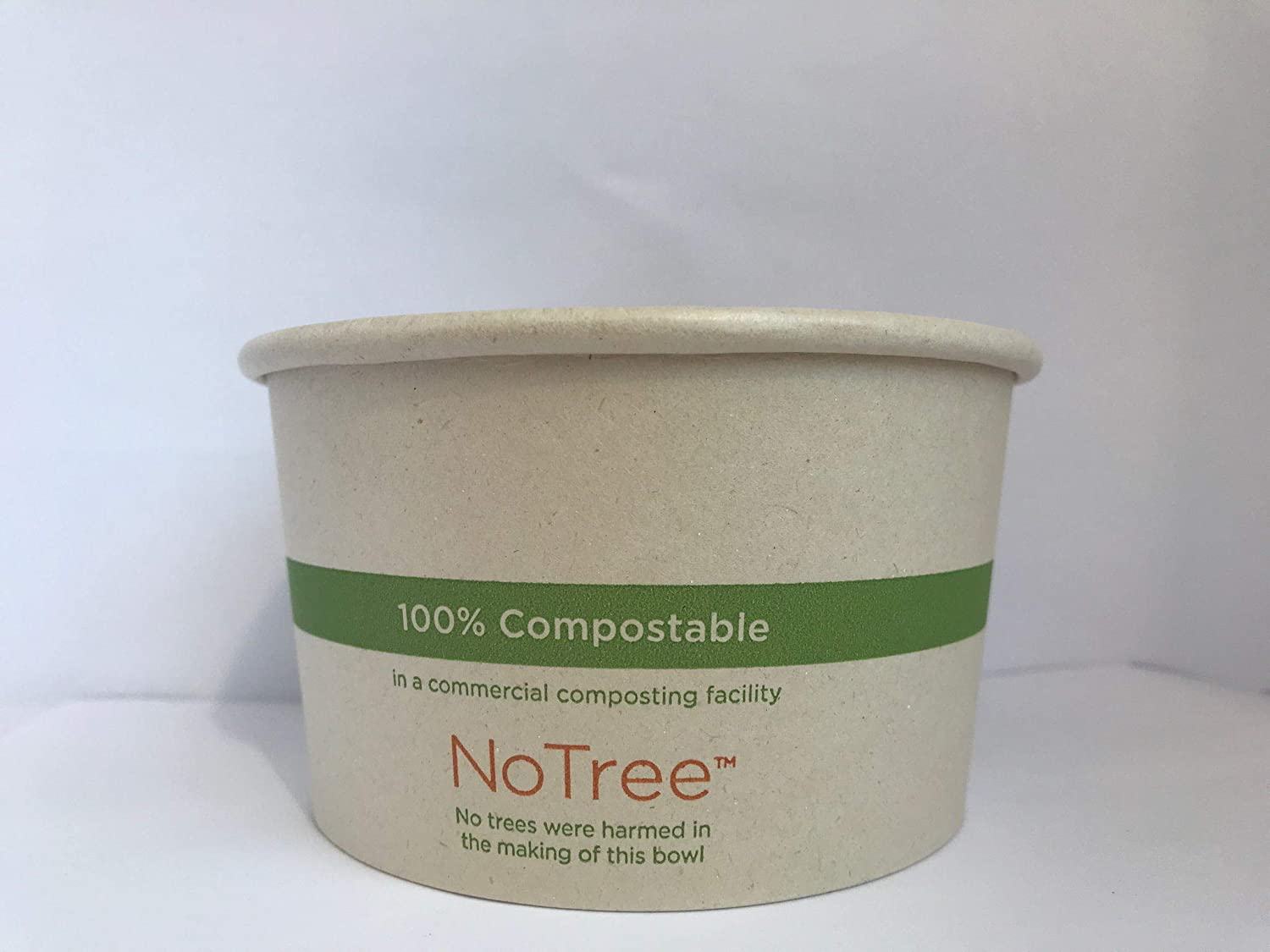 World Centric's Oakland Mall 12 Ounce Tree Free Lini Bowls Bagasse w Soup Omaha Mall PLA