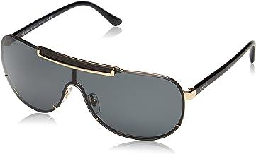 Versace Sunglasses VE 2140 BLACK 1002/87 VE2140