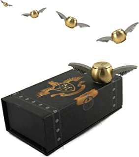 Tornado Golden Orb Fidget Spinner v1 - Exclusive Chest Box