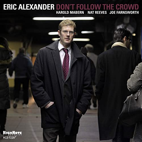 Nomor Senterbress By Eric Alexander On Amazon Music Amazon Co Uk