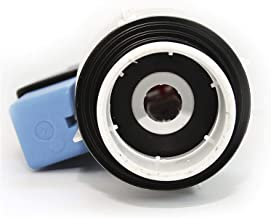 Ideal Standard SV94167 Dual Flushvalve ~ 2 Inch Diameter Outlet Draad ~ 200mm Hoogte ~ 200mm Overloop Hoogte